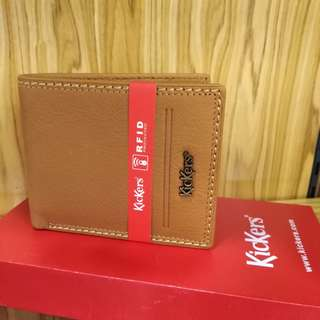 Kickers men leather wallet (C84224-DGZ)