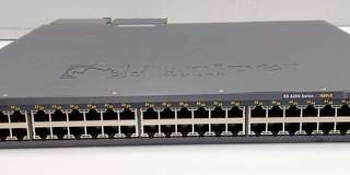 Juniper EX4200 48 ports POE Switch