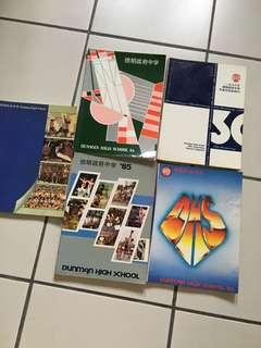 Dunman High School 84-87 magazine $8 each
