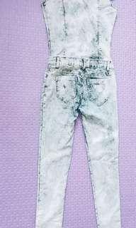 女裝連身牛仔褲