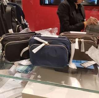 BRAND NEW TUMI LUANDA FLIGHT BAG