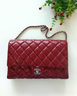 Authentic Chanel Timesless Clutch