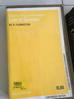 Laws of contract
