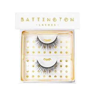 Battington Silk Lashes -BNIB & FREE NORMAL MAIL-