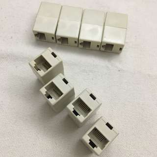 LAN 線 插頭 cables adapters