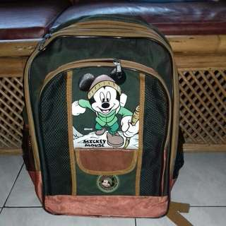 Tas Backpack SD Mickey