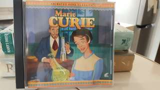 Marie Curie Story VCD