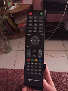 Looking for Xtreme tv Remote
