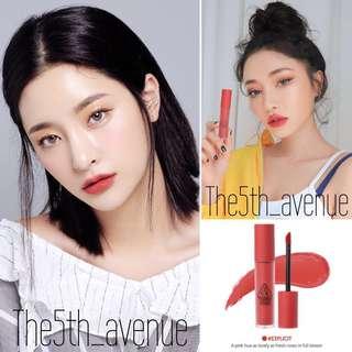 🚚 [Instock] 3CE Velvet Lip Lacquer - Explicit