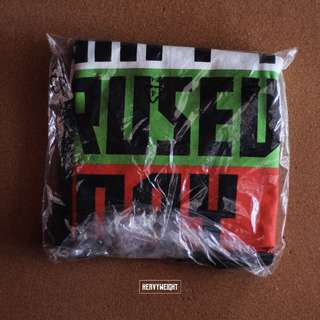 """WWE Rusev """"Happy Rusev Day"""" Authentic T-Shirt"""