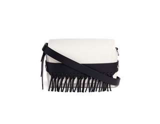 連卡佛 3.1 PHILLIP LIM BIANCA SMALL FRINGE LEATHER CROSSBODY BAG 真皮手袋 原價$8290