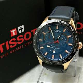 TISSOT LEATHER EXCLUSIVE