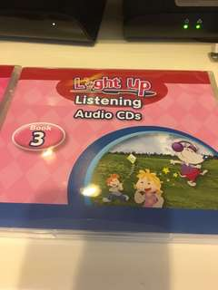 Lighthouse listening CD 3,4