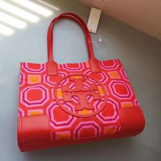 tory burch Ella printed tote 4️⃣ colours