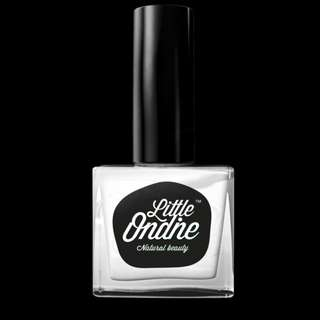 🚚 Little Ondine Peel-Off Nail Polish - Propose White