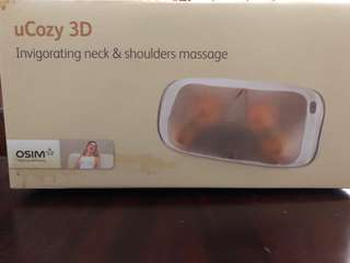 OSIM uCozy 3D massager