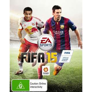 FIFA 15 / FIFA 2015 Offline with DVD (PC)