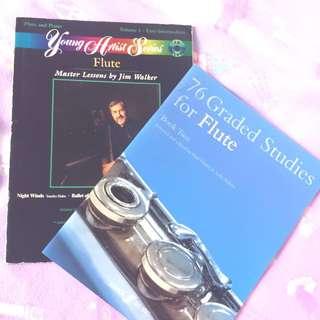 🌸 Flute Books 🌸