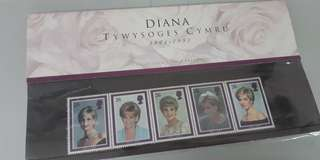 1998 Princess Diana Presentation Pack