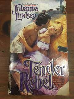 Tender Rebel, Johanna Lindsey