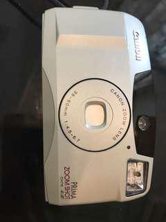 Canon Prima Zoom Shot Date