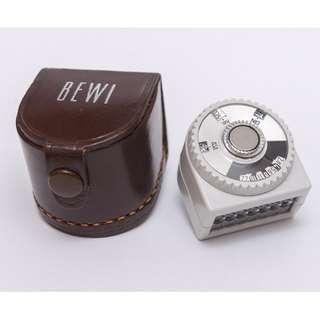BEWI 熱靴式 測光表