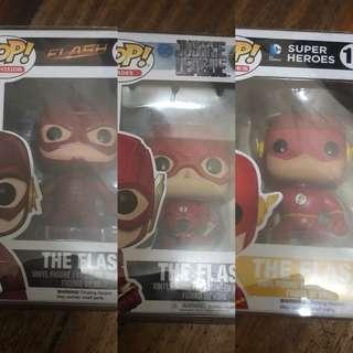 Funko Pop Flashes