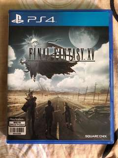 (PS4) Final Fantasy XV