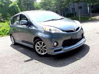Perodua Alza 1.5Ezi (A) 2013