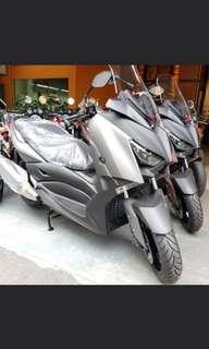 Yamaha xmax 300i