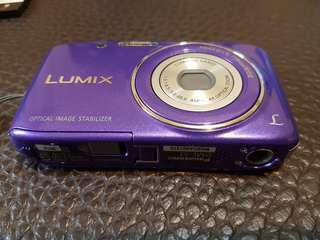 🚚 Panasonic數位相機全配