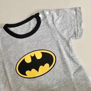 🚚 Baby Batman Superhero Romper