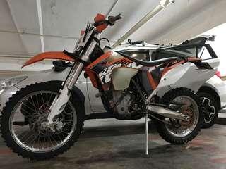 KTM 350 excf