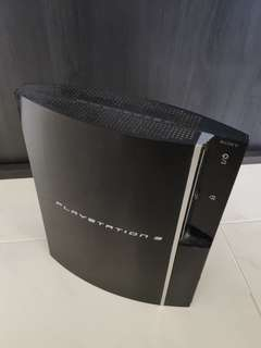 Playstation 3 (Only can use for spare part)