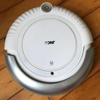 [70% off] JNC mini IQ robot vacuum 迷你IQ機械人吸塵機 白色 JHA-RV-MINI