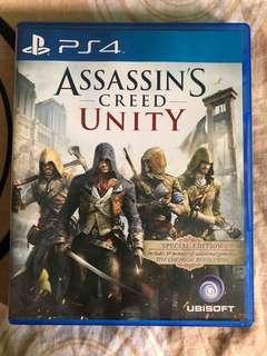 (PS4) Assasin's Creed Unity