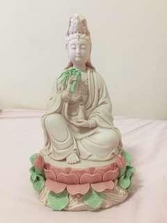 Ceramic Guan Yin