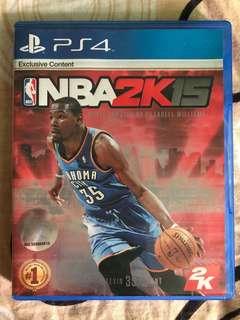(PS4) NBA 2k15