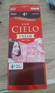 Cielo Cream Hair Color Pure Brown