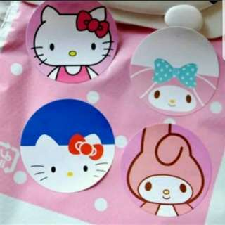 Seal Sticker - Kitty Melody
