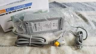 全新WiiU變壓火牛110V-22V國際電源(注意:是2腳)