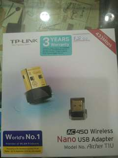 5GHz wireless adapter