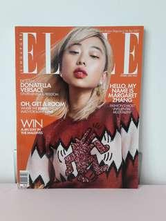Singapore Elle (February 2018)