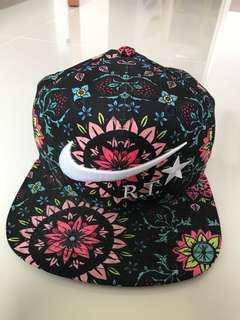 Nike x RT floral cap