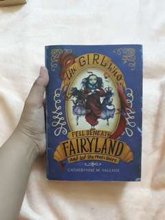 The girl who fell beneath fairyland and led the reves there