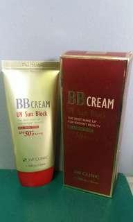 3w Clinic BB Cream UV Sun Block