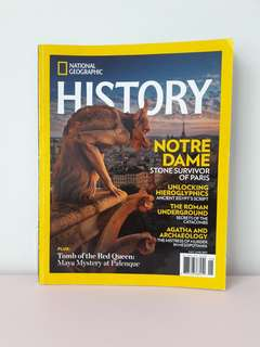 National Geographic History (May/June 2017)