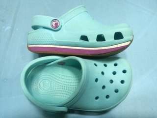 Crocs original for toddler ( limited edition )