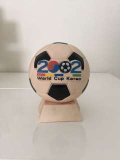 World Cup coin bank