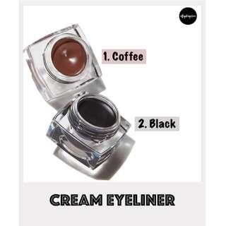 🚚 INSTOCKS ELF Waterproof Cream Eyeliner [Black/Coffee]